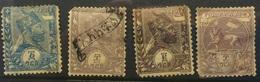ETHIOPIA 1894 Selection - Ethiopie
