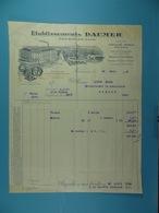 Etablissements Daumer Fourmies Couleurs Vernis Siccatifs.../43/ - France