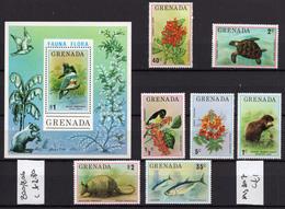 1976 -  GRENADA - Mi.. Nr.  725/732 - NH - (UP.207.49) - Grenada (1974-...)