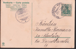 Bahnpost HAINSBERG-KIPSDDORF ZUG 5306, Schmalspurbahn 1906 Nach Paulsdorf Bei Dippoldiswalde - [6] Repubblica Democratica