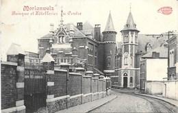 Morlanwelz NA34: Banque Et Hôtelleries Du Centre 1916 - Morlanwelz