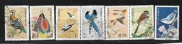 CHINA 2004 BIRDS SELECTION - 1949 - ... République Populaire
