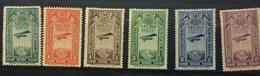 ETHIOPIA 1939 Air Set Mint Hinged - Ethiopia