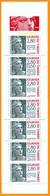France**LUXE Carnet Journée Du Timbre 1995 N° BC2935, Neuf Et Non Plié, De 7 Timbres Et 1 Vignette = P 2934Aa (vignette - Markenheftchen
