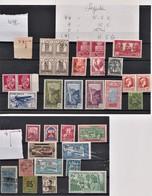 Ex Col FRANCISES--n 14--voir Scans---port En Plus - Stamps