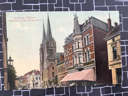 Duisburg  Ruhrort, Kaiserstrasse, Kirche (1096) - Duisburg