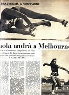 (pagine-pages)PAOLA PATERNOSTER  Settimanaincom1956/29. - Livres, BD, Revues