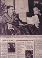 (pagine-pages)GIOVANNI PAPINI  Settimanaincom1956/29. - Livres, BD, Revues