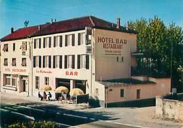 26  St Rambert D' Albon - Hotel Restaurant Rotonde  AM 830 - Andere Gemeenten