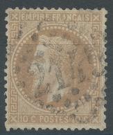 Lot N°46960  N°28A, Oblit GC 2145A Lyon-les-Terreaux, Rhone (68) - 1863-1870 Napoleon III With Laurels