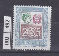 ITALIA REPUBBLICA    2004Alti Valori € 2,35 Usato - 6. 1946-.. Repubblica