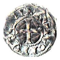 TOURAINE Billon Denier De L'Abbaye St Martin - 476-1789 Monnaies Seigneuriales