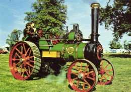 TRACTEUR WALLIS & STEEVENS TRACTION ENGINE RV - Tracteurs