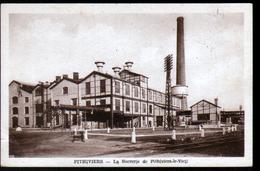 45, Pithiviers, La Sucrerie De Pithiviers Le Vieil - Pithiviers