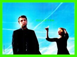 ADVERTISING - PUBLICITÉ - PASCALE PLATEL / MICHAEL PAS EN 2003 - - Publicité