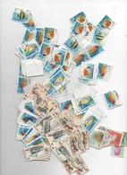 Singapore Deffinitives Many  Used Stamps Nice Lot + 200 Stamps Duplicates Exist For Study (zn131) - Singapour (1959-...)