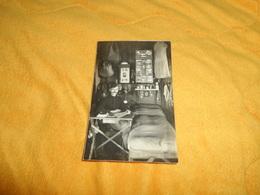 CARTE POSTALE PHOTO ANCIENNE CIRCULEE DATE ?../ ECRIT BON SOUVENIR SERGENT 19e CIE..CAMP DE PRISONNIERS SCHNEIDEMUHL ALL - Weltkrieg 1914-18