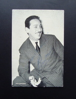 Autografo Gòrni Kramer  Direttore D'orchestra Foto Berlendis Musica - Autografi