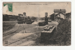 PLABENNEC - LA GARE - TRAIN - 29 - France