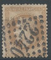 Lot N°46968  Variété/n°28B, Oblit GC 2240 Marseille, Bouches-du-Rhone (12), S De POSTES - 1863-1870 Napoleon III With Laurels
