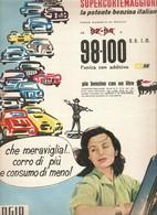 (pagine-pages)PUBBLICITA' SUPERCORTEMAGGIORE  Settimanaincom1956/18. - Livres, BD, Revues