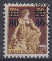 SUISSE 1915 :  Le ZNr. 135,  Oblitéré - Switzerland