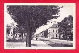 E-Allemagne-617P237  KEHL A. RH. Partie Beim Kriegerdenkmal, Cpa BE - Kehl