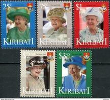 Kiribati 2016 MNH Elisabeth II - Kiribati (1979-...)
