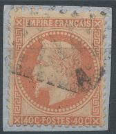 Lot N°46972  N°31, Oblit GC 2145A Lyon, Rhone (68) - 1863-1870 Napoleon III With Laurels