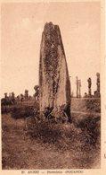 Pouancé Pierre-Frite Menhirs Dolmens - France
