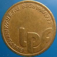 KB256-1 - LPF LEEUWARDER PAPIERWARENFABRIEK - Leeuwarden - B 20.0mm - Koffie Machine Penning - Coffee Machine Token - Professionals/Firms