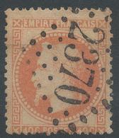 Lot N°46973  Variété/n°31, Oblit GC 2370 Mirecourt, Vosges (82), Ind 2, Filets - 1863-1870 Napoleon III With Laurels