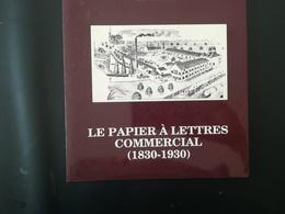 PAPIER À LETTRES COMMERCIAL 1830 - 1930 CATALOGUE  EXPOSITION  BRAINE - LE - CHÂTEAU  NIVELLES BRABANT WALLON BELGIQUE - Publicités