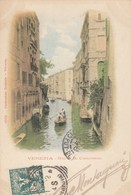 VENEZIA-RIO DI SAN CANCIANO-CARTOLINA VIAGGIATA IL 14-2-1902 - Venezia (Venice)
