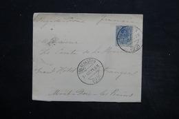 ESPAGNE - Enveloppe Du Casino De San Sébastian Pour La France En 1911 - L 25607 - 1889-1931 Royaume: Alphonse XIII