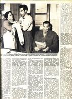 (pagine-pages)GUIDO MESSINA  Settimanaincom1956/38. - Livres, BD, Revues