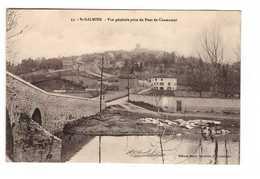 42 St Saint Galmier Vue Générale Prise Du Pont De Chamboeuf - Other Municipalities