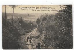 Tielt-Winge  St-Joris Winghe. - Winghe St-Georges  De Oude Leuvensche Baan 1910 - Tielt-Winge