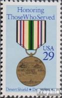 USA 2153A (kompl.Ausg.) Postfrisch 1991 Befreiung Kuwaits - Vereinigte Staaten
