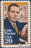 USA 2146 (kompl.Ausg.) Postfrisch 1991 Cole Porter - Vereinigte Staaten