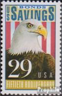 USA 2131 (kompl.Ausg.) Postfrisch 1991 Bundesobligationen - Vereinigte Staaten