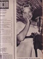 (pagine-pages)MARIA SCHELL  Settimanaincom1956/38. - Livres, BD, Revues