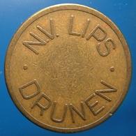 KB263-1 - N.V. LIPS DRUNEN - Drunen - B 22.0mm - Koffie Machine Penning - Coffee Machine Token - Professionnels/De Société