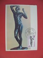 Carte Maximum 1974  N° 1789  Europa - Cartes-Maximum