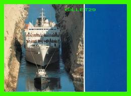 SHIP, BATEAU - REJSEF RSIKRING -  REJS OG SPAR, TID OG PENGE - - Paquebots
