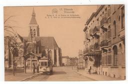 17. Vilvorde  Vilvoorde (Tram 53) Eglise ND Et Avenue De Schaerbeek - Vilvoorde