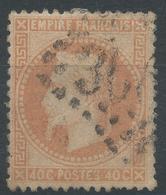 Lot N°46979  N°31, Oblit GC - 1863-1870 Napoleon III With Laurels