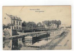 Halle HAL  Souvenir De HAL  Pont Brantlant M.Marcovici - Halle