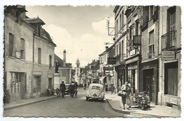 37 - LA HAYE-DESCARTES - (Les Environs De BALESMES)  Rue Du Commerce - CPSM - Francia