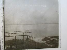 SUISSE - Lac Des 4 Cantons - Sur La Route De Lucerne  -  Plaque De Verre Stéréoscopique 6 X 13 - TBE - Plaques De Verre